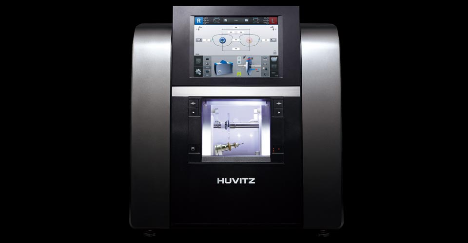 New Huvitz  HPE-8000X Edger
