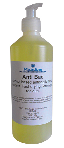 Anti Bac Hand Soap 500ml
